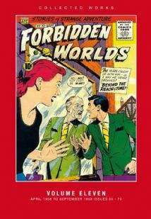 ACG Collected Works Forbidden Worlds Volume 11